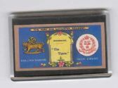 YORK & LANCASTER REGT REGIMENTAL HERITAGE FRIDGE MAGNET